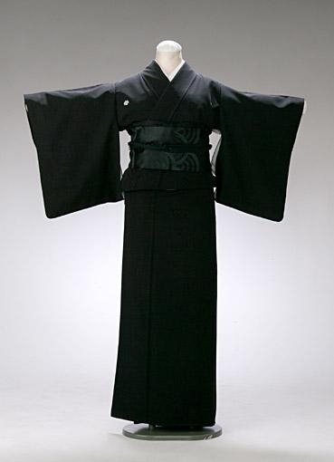 単衣:喪服 8寸【やや広幅サイズ】